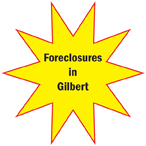 Foreclosure Homes in Gilbert, Arizona