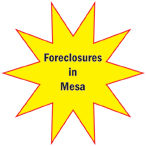 Foreclosure Homes in Mesa, Arizona