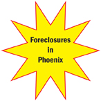Foreclosure Homes in Phoenix, Arizona