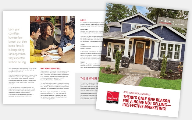 There's only one reason for a home not selling-ineffective marketing